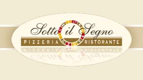 Il logo della pizzeria Sotto il Segno di Venezia, testimonial myfood